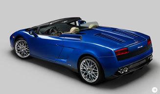 ランボルギーニ ガヤルド LP550-2スパイダー発表|Lamborghini|02