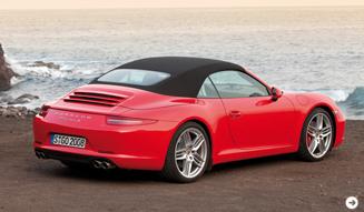 新型ポルシェ 911のカブリオレモデル、11月30日から予約受付開始|Porsche|02