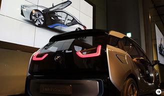 BMW i3&i8日本上陸! BMW 10