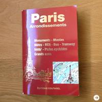 生方ななえ|パリとキリンと地図帖 09