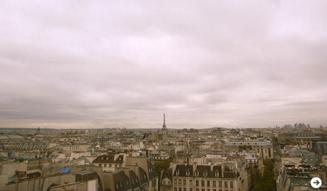 生方ななえ|パリとキリンと地図帖 02