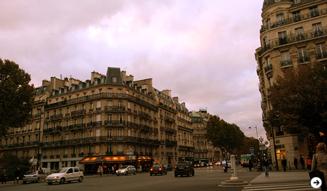 生方ななえ|パリとキリンと地図帖 03