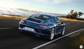 ポルシェ ニュー911 カレラ 予約受付開始! Porsche 02