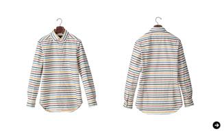 Nigel Cabourn|糸から開発した渾身のシャツ「BRITISH OFFICERS SHIRT」先行販売スタート! 04