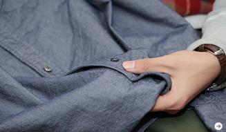 Nigel Cabourn|糸から開発した渾身のシャツ「BRITISH OFFICERS SHIRT」先行販売スタート! 09