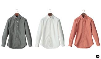 Nigel Cabourn|糸から開発した渾身のシャツ「BRITISH OFFICERS SHIRT」先行販売スタート! 03