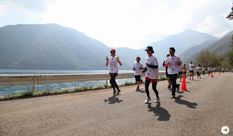 本栖湖ファンドレイジングマラソン 03
