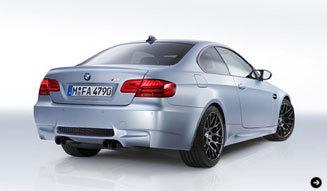 スポーティを強調する特別仕様車 BMW M3 フローズン・シルバー・エディション登場|BMW|02