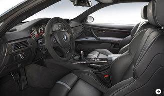 スポーティを強調する特別仕様車 BMW M3 フローズン・シルバー・エディション登場|BMW|03