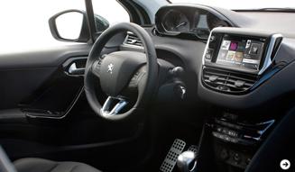 207の後継「プジョー 208」公開|Peugeot|03