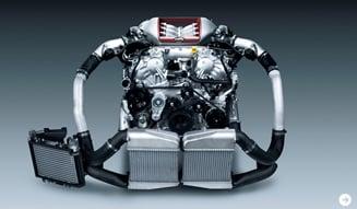 さらに進化した「日産 GT-R」2012年モデル公開! NISSAN 02