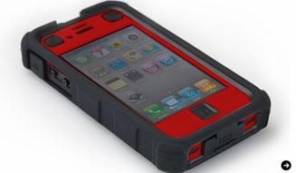 Ballistic Hard Core for iPhone 4 iPhoneケース 10