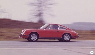 Porsche 911 Story─初代901型|Porsche|03