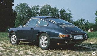 Porsche 911 Story─初代901型|Porsche|04