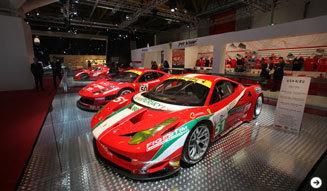 フェラーリ 599XXのエボリューションパッケージを世界初公開|Ferrari|02