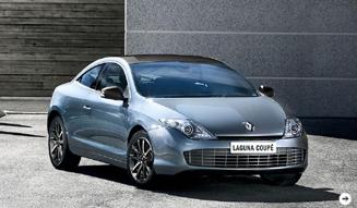ルノーがラグナ・クーペ「コレクション2012」を発表|Renault|02