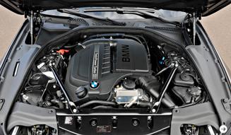 4ドアクーペ BMW 6シリーズ グラン クーペ発表! BMW 04
