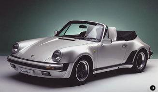 Porsche 911 Story─2代目930型|Porsche|02