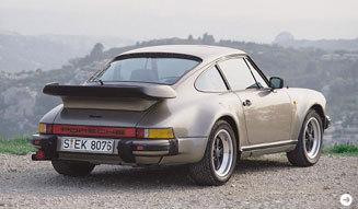 Porsche 911 Story─2代目930型|Porsche|04