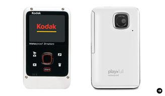 コダック|ポケットビデオカメラ 02