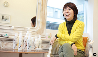 Twiggy スタイリスト 松浦美穂さん、新ヘアケアシリーズを語る 17