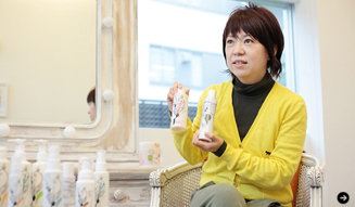 Twiggy スタイリスト 松浦美穂さん、新ヘアケアシリーズを語る 11