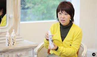 Twiggy スタイリスト 松浦美穂さん、新ヘアケアシリーズを語る 07