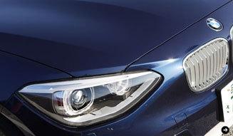 2代目 BMW 1シリーズに試乗! BMW 09