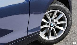 2代目 BMW 1シリーズに試乗! BMW 10