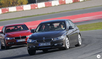BMW 3Series|ビー・エム・ダブリュー 3シリーズ 試乗|07