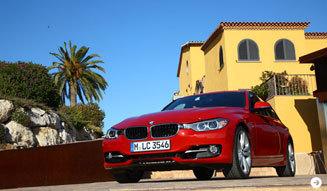 BMW 3Series|ビー・エム・ダブリュー 3シリーズ 試乗|10