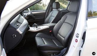 BMW 5Series|ビー・エム・ダブリュー 5シリーズ 試乗|05