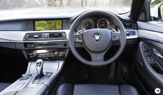 BMW 5Series|ビー・エム・ダブリュー 5シリーズ 試乗|07