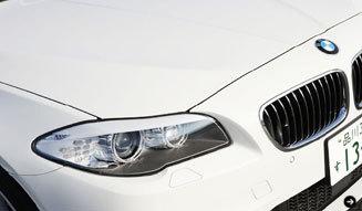 BMW 5Series|ビー・エム・ダブリュー 5シリーズ 試乗|09