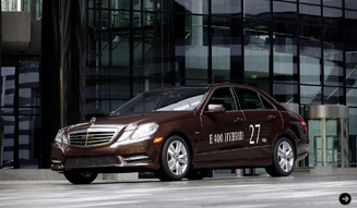 Mercedes Benz|Eクラスハイブリッド化03