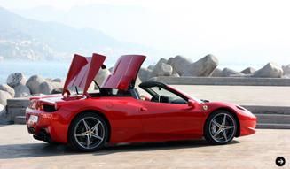 鈴木正文が語るフェラーリ458スパイダーの魅力|Ferrari02