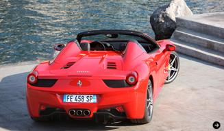 鈴木正文が語るフェラーリ458スパイダーの魅力|Ferrari04