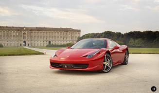 鈴木正文が語るフェラーリ458スパイダーの魅力|Ferrari03