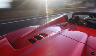 鈴木正文が語るフェラーリ458スパイダーの魅力|Ferrari06