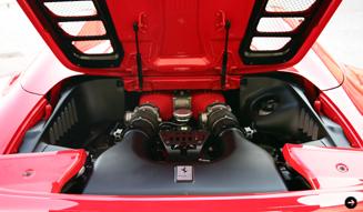 鈴木正文が語るフェラーリ458スパイダーの魅力|Ferrari09