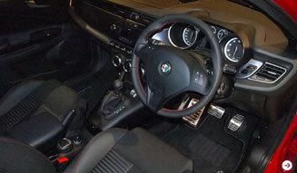 待望のアルファ ロメオ ジュリエッタがついに日本上陸!|Alfa Romeo 05