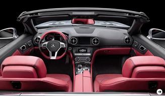 Mercedes-Benz|新型SLクラスを公開03