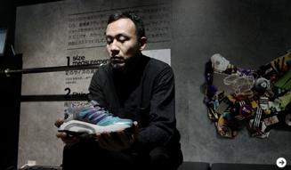 adidas|松浦俊夫、パーソナルカスタマイズシューズ「mi adidas」オーダー 02