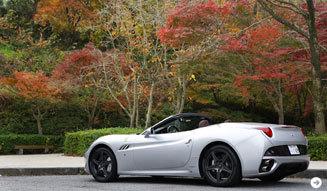 フェラーリ 2台のV8モデルをテストドライブ!|Ferrari|02
