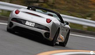 フェラーリ 2台のV8モデルをテストドライブ!|Ferrari|05