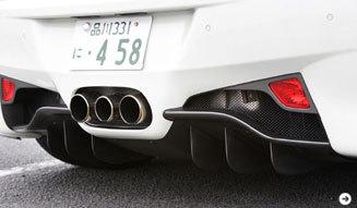 フェラーリ 2台のV8モデルをテストドライブ!|Ferrari|08