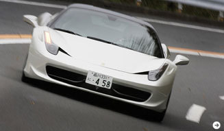 フェラーリ 2台のV8モデルをテストドライブ!|Ferrari|11