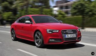 Audi A5 Sportsback|アウディ S5 スポーツバック