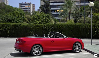 Audi S5 Cabrioret|アウディ S5 カブリオレ