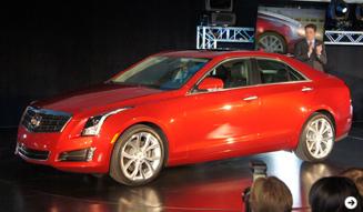 2012年デトロイトモーターショー現地レポート キャデラック|Cadillac 04
